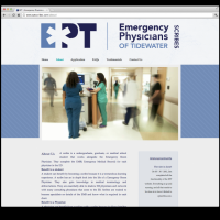 EPT Scribes | Design, Photography, CMS Creation
